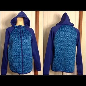 Women's Size M Therma-Fit Nike Hooded Jacket
